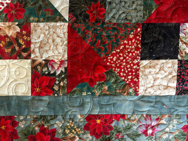 Cathy's Christmas Quilt