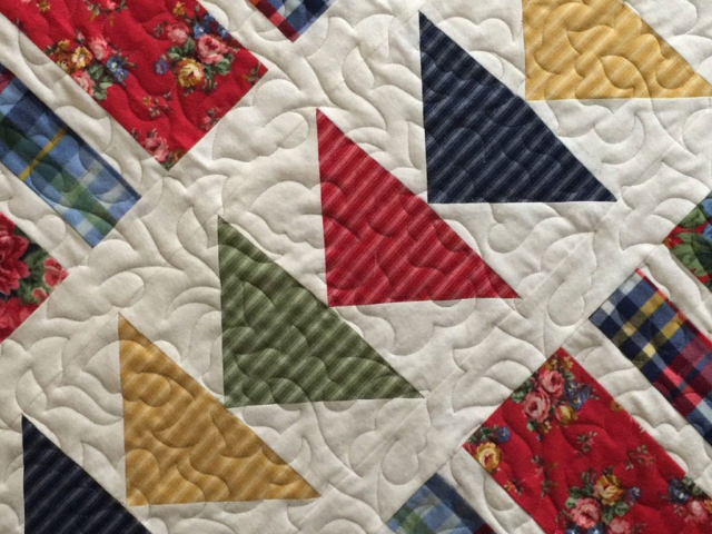 Joy Quilt~Rebakah's Rose by Karen Thompson Design